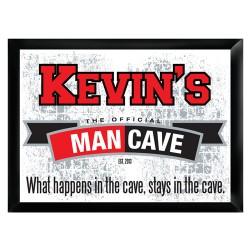 """Official"" Man Cave Pub Sign"