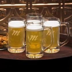 Personalized Tavern Mug Set