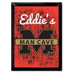 Stadium Man Cave Pub Sign